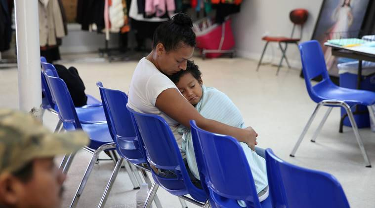 Why kids are being separated from their families at the US border?