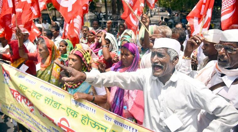 Farmers' protest for sustainable agrarian policy continues as supply of goods disrupted