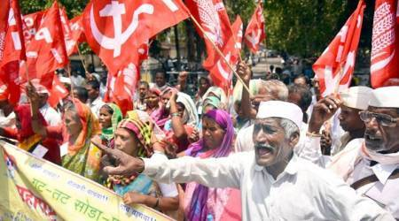 Farmers protest LIVE UPDATES, Farmer Protests, farmers stir enter day 3, farmer agitation, farmers nationwide strike, Farmer Protests in Madhya Pradesh, Madhya Pradesh Farmer Strike, Farmer Strike, Farmer Strike Today, Farmer Protest Today, farm loan waiver, all india kisan mahasangh, MS Swaminathan committee, vegetable prices