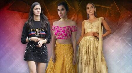 fashion live blog, manushi chhillar,sophie chowdhury, kangana ranaut, indian express, indian express news