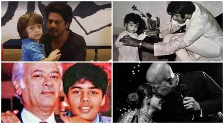 Happy Father's Day: See how Shah Rukh Khan, Karan Johar, Anushka Sharma and other stars are celebrating the day