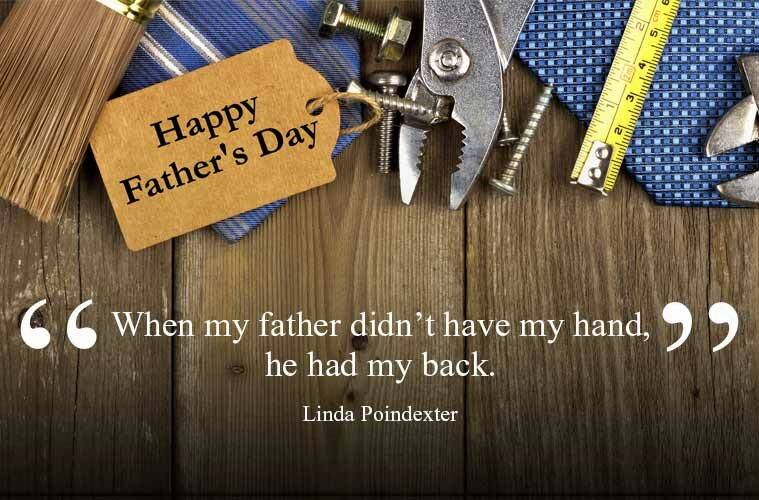 Happy Fathers Day Wishes And Messages For 2018 Best Wishes Sms