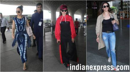Shraddha Kapoor, Urvashi Rautela and Karishma Tanna stun at the airport
