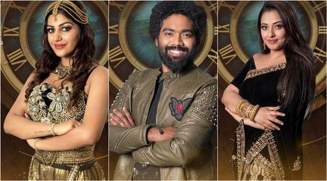 Meet the contestants of Bigg Boss Tamil 2