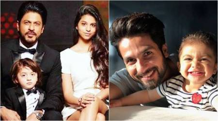 Happy Father's Day: From Shah Rukh Khan to Shahid Kapoor, here are Bollywood's star dads