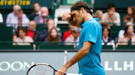 Roger Federer loses No.1 spot as Borna Coric stuns him in Halle Open final