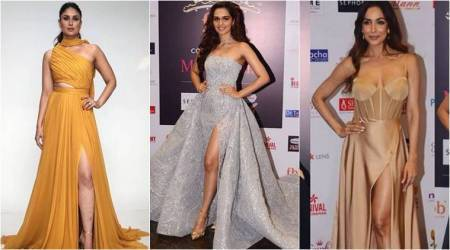 femina miss india 2018, femina miss india 2018 finale, femina miss india 2018 judges, miss india 2018, miss india 2018 finale, miss india 2018 winner, femina miss india 2018 winner, miss india 2018 Kareena Kapoor, Madhuri Dixit, Manushi Chhillar, indian express, indian express news
