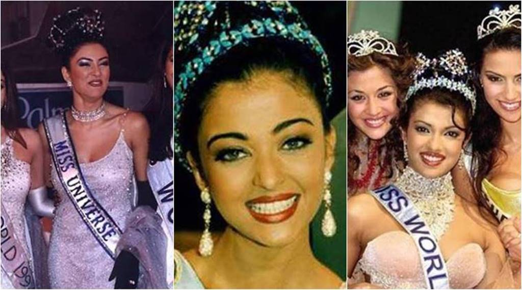 Miss India 2018 A Look At Aishwarya Rai Sushmita Sen Priyanka