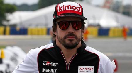 Toyota win Le Mans with double Formula One champion Fernando Alonso