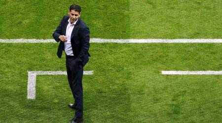 FIFA World Cup 2018: 'I'm the coach – get used to it, says Spain's Fernando Hierro