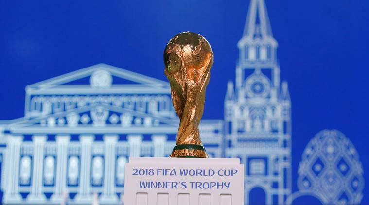 World Cup 2018: TV guide and kick-off times - Newsweek