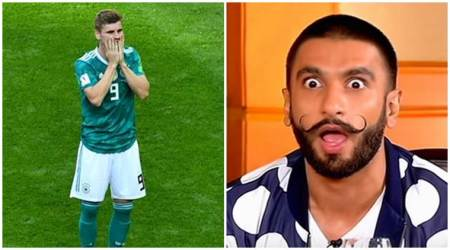 Germany crashes out of 2018 Football World Cup, Bollywood celebs expressshock