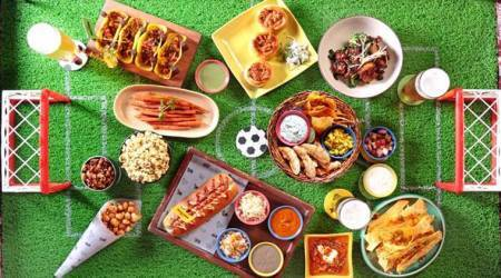 FIFA world cup 2018, FIFA world cup 2018 special menu, FIFA world cup special restaurant offers, special menu mumbai delhi kolkata, FIFA world cup, indian express, indian express lifestyle news