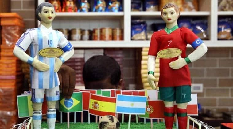 FIFA World Cup 2018, FIFA World Cup 2018 news, FIFA World Cup 2018 updates, FIFA World Cup 2018 fans, FIFA World Cup 2018 gallery, FIFA World Cup 2018 photos, sports gallery, Indian Express