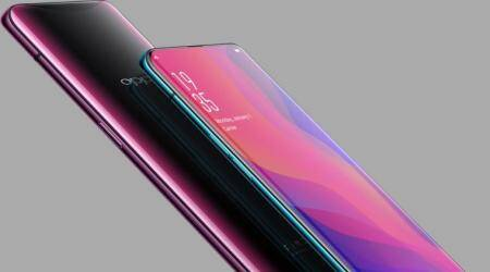 Oppo Find X comes with motorised camera module and it is no surprise