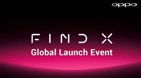 Oppo Find X global launch set for today: Live stream time, how to watch, specifications, andmore