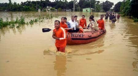 12 dead in Northeast flood; situation worsens in Assam, Manipur