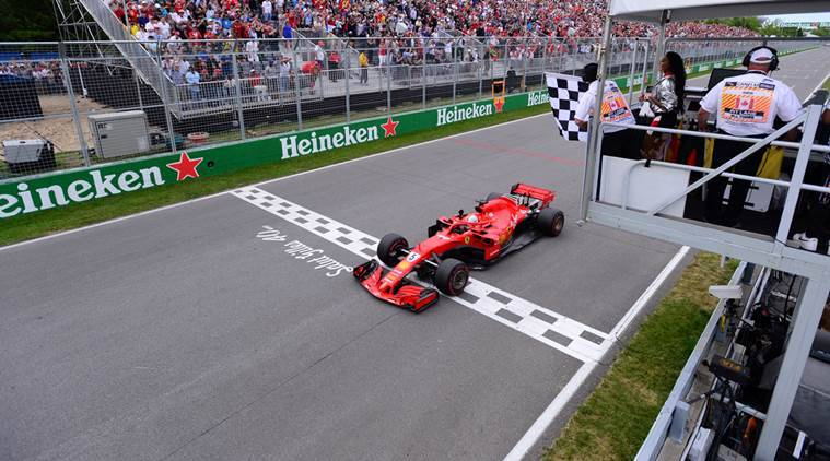 Peel Street buzzing with excitement on eve of Canadian Grand Prix
