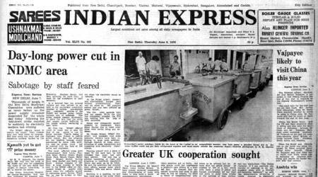 Forty Years Ago, June 8, 1978: Vajpayee's China Visit