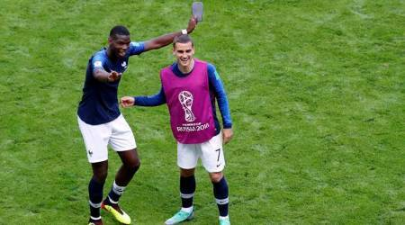 France vs Peru Live Score FIFA World Cup Live Streaming: France 1-0 Peru in 1st half