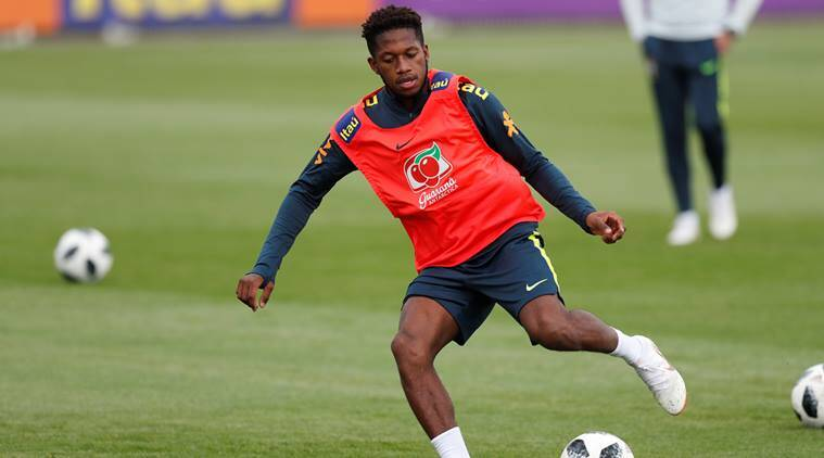 Fred, Fred news, Fred updates, Fred Manchester United, Manchester United, sports news, football, Indian Express