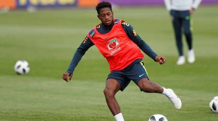 Manchester United reach deal to sign Brazil midfielder Fred