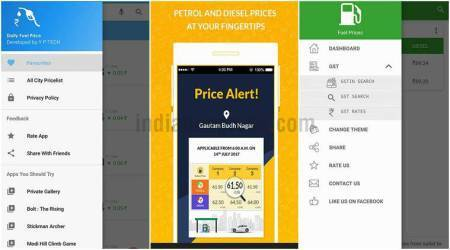 Struggling with petrol, diesel price hikes? These apps will help you keep tab of fuel prices