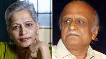 Gauri Lankesh, Dabholkar, Kalburgi, Pansare killings: Two guns but different shooters used, say cops