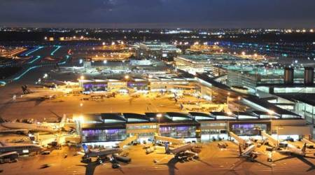 George Bush airport resumes operations post bombscare