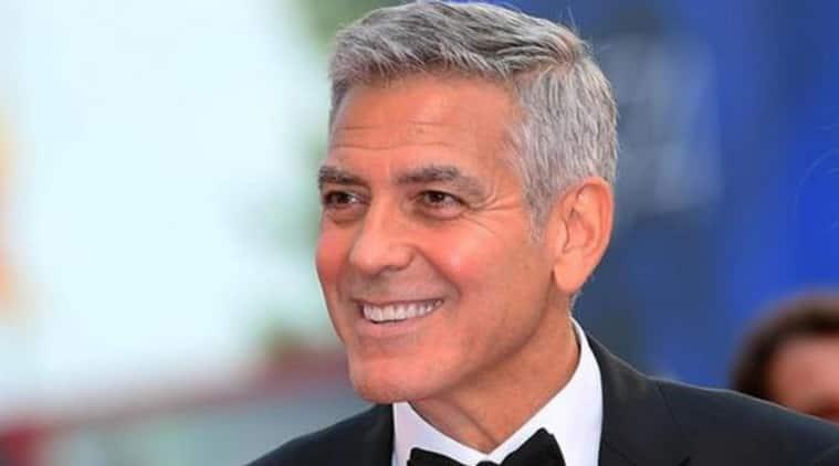 George Clooney at AFI