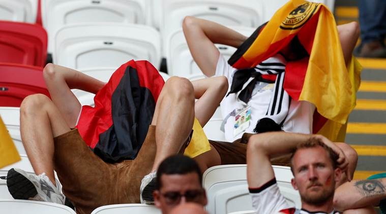 Germany crash out as Korea Republic end on high