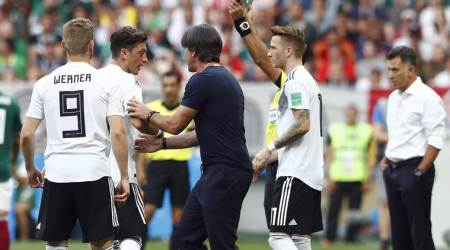 FIFA World Cup 2018: Stunned Germany pledge to bounce back from Mexico loss