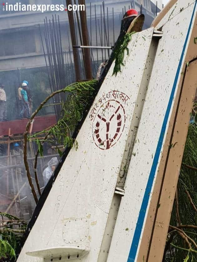 Mumbai chartered plane crash kills 5
