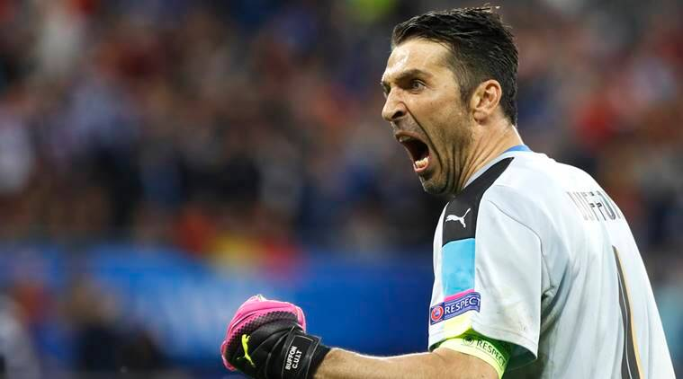 Gianluigi Buffon banned for three matches after referee comments