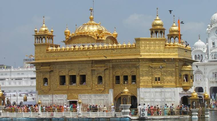 Golden Temple's Darshan Deori, damaged during Op Blue Star, to be preserved in glass frame: SGPC