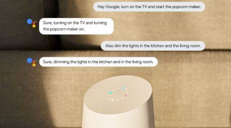 Google Assistant's Continued Conversations now available for Home, Home Mini speakers