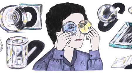 Google Doodle celebrates the 103rd birth anniversary of Glass chemist Marga Faulstich