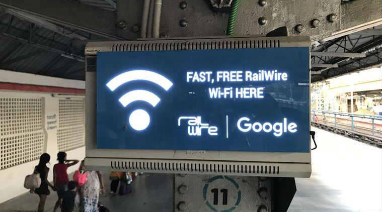 Data Hunger Growing, 4-Fold Spike In WiFi Usage At 370 Rly Stations
