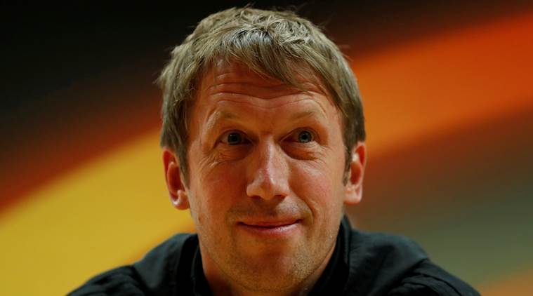 Graham Potter, Graham Potter Swansea City, Swansea City, Graham Potter news, Graham Potter updates, sports news, football, Indian Express