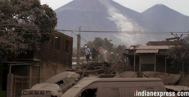 Fire and Ashes: Guatemala volcano consumes 69 lives, toll expected to rise
