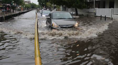 City residents wake up to waterlogging, Ahmedabad Municipal Corporation says all good