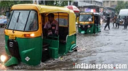 Long-awaited monsoon lashes Gujarat, heavy rain forecast for next 48hours