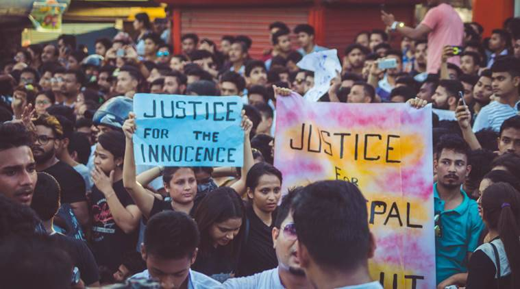 Karbi Anglong lynching: Probe ordered into 'police lapses' guwahati assam protest