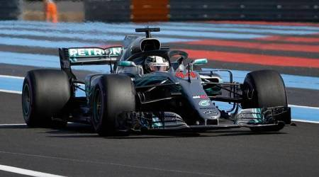Lewis Hamilton, Valtteri Bottas fastest during 1st French GPpractice