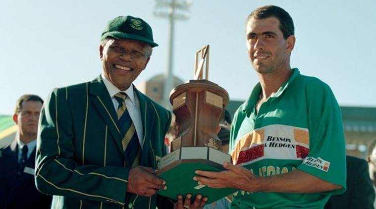 Image result for south africa captain hansie cronje