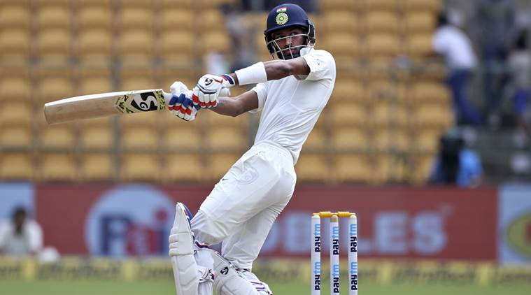 India vs Afghanistan Live Score Day 2