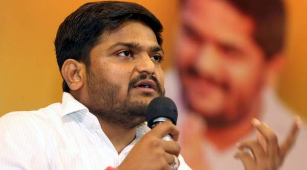 Hardik patel, hardik patel in cpmpetitive exam question paper, Patidar Leaser hardik patel, hardik patel on fast, patidar agitation, patidar quota protest, India News, Indian Express