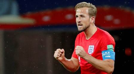 FIFA World Cup 2018: Late header from Harry Kane gives England 2-1 win over Tunisia