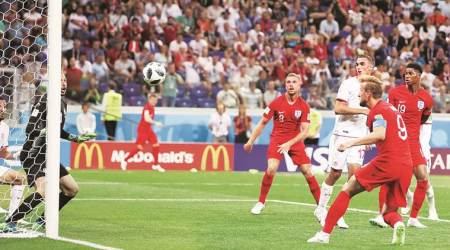 FIFA World Cup 2018, England vs Tunisia: When Harry met volley