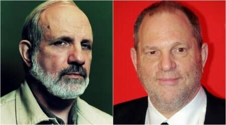 Brian De Palma writing a Harvey Weinstein horror film